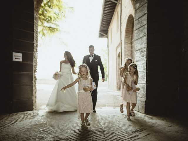 Il matrimonio di Marc e Zaira a Parma, Parma 65
