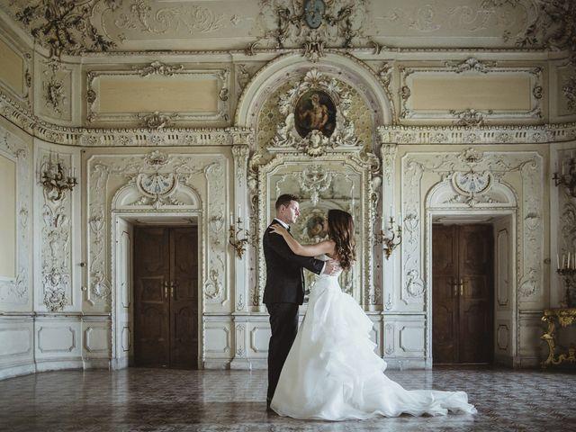 Il matrimonio di Marc e Zaira a Parma, Parma 66