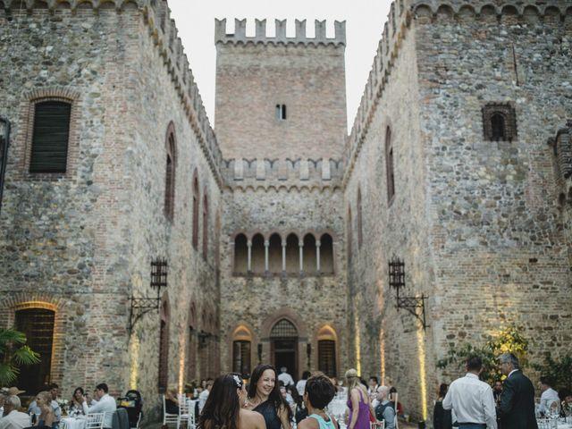 Il matrimonio di Marc e Zaira a Parma, Parma 70