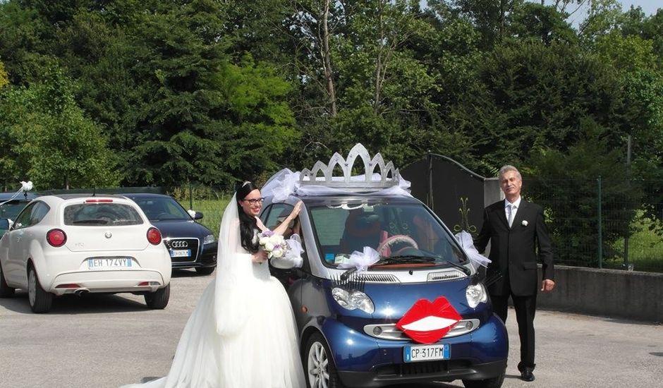 Il matrimonio di Elisabetta e Marco a Oderzo, Treviso