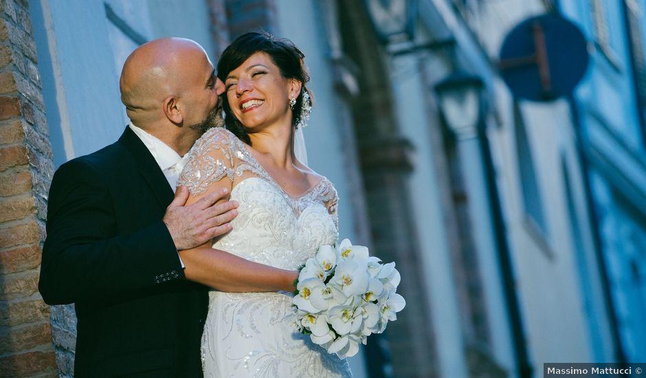Il matrimonio di Richard e Ida a Loreto Aprutino, Pescara