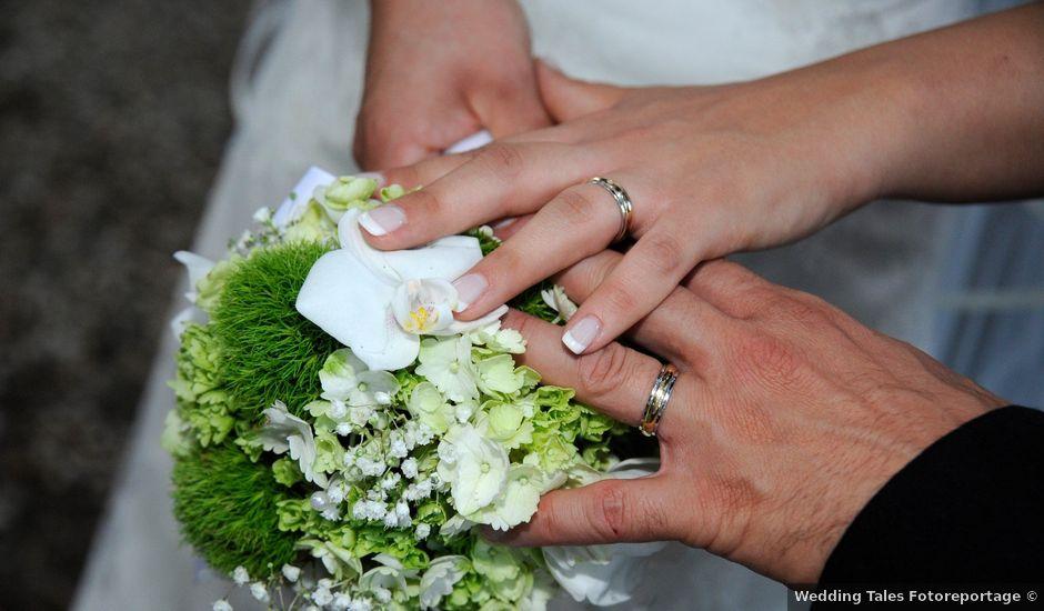 Il matrimonio di Fabrizio e Barbara a Roma, Roma