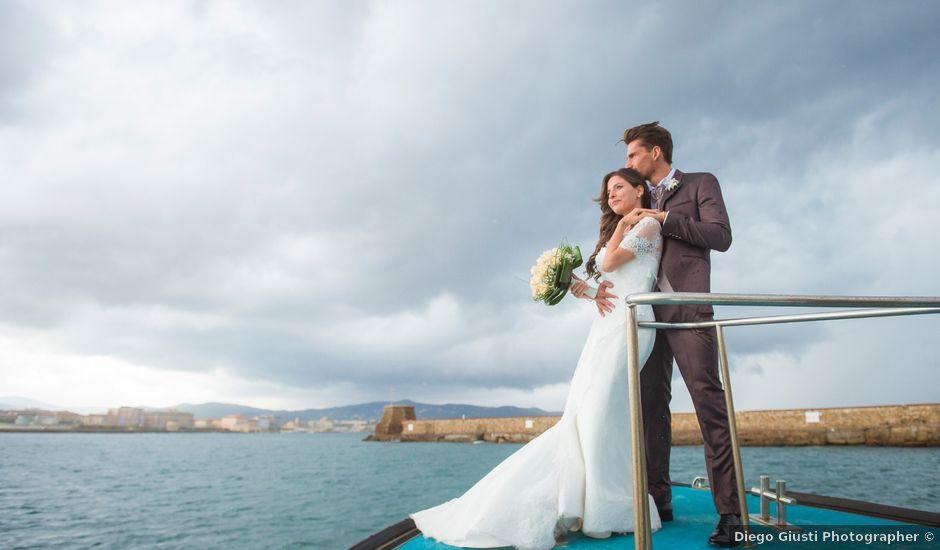Il matrimonio di Ilaria e Gionata a Livorno, Livorno