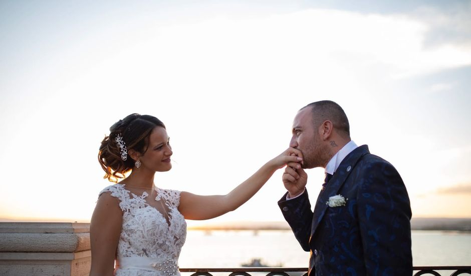 Il matrimonio di Christian e Valeria a Siracusa, Siracusa