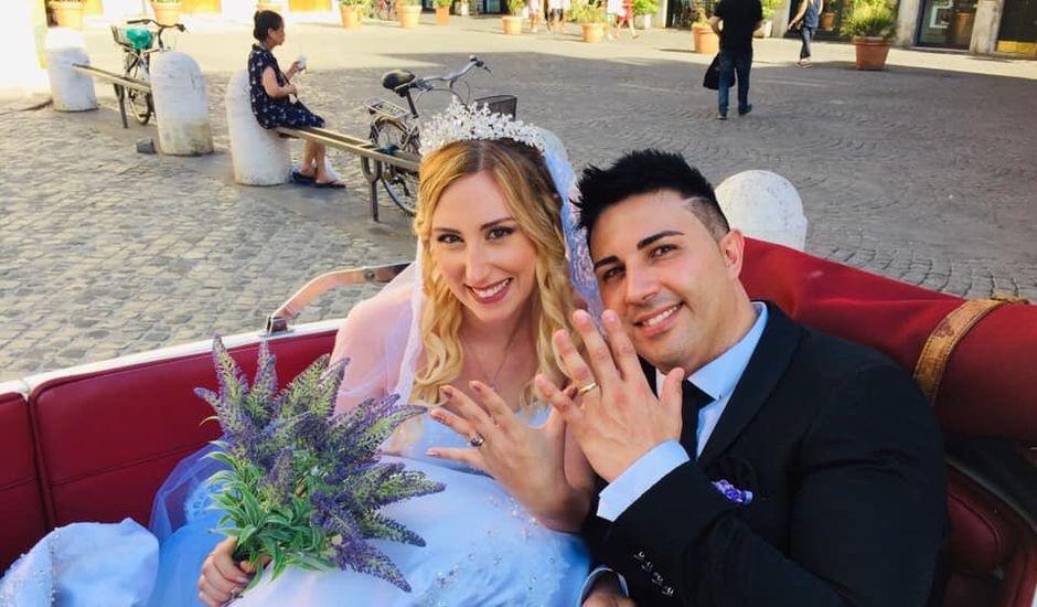 Il matrimonio di Alessio e Marta a Roma, Roma