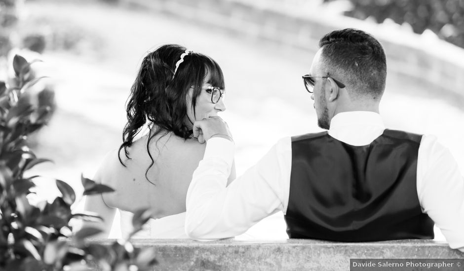 Il matrimonio di Daniele e Irene a Solaro, Milano