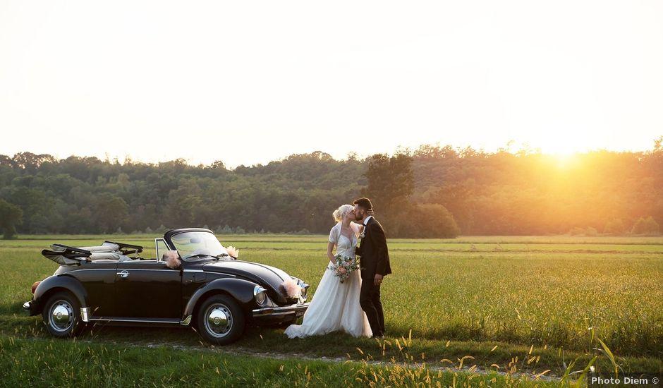 Il matrimonio di Marco e Jlenia a Bellinzago Novarese, Novara