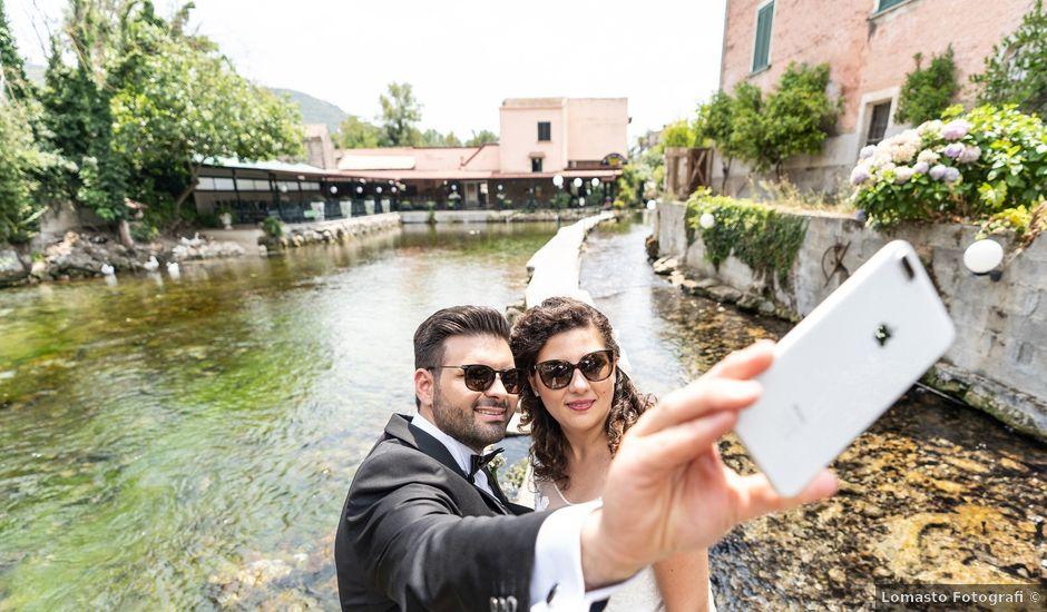 Il matrimonio di Giovanna e Nicola a Caserta, Caserta