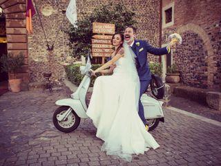 Le nozze di Lidia e Valerio