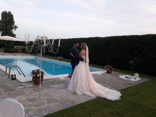 Le nozze di Emanuela e Sabino
