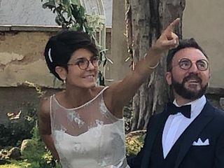 Le nozze di Omar e Tiziana 1