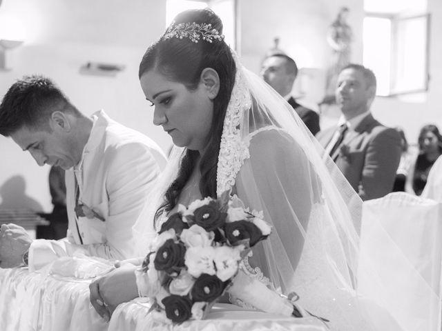 Il matrimonio di Stefano e Manuela a Sanluri, Cagliari 45