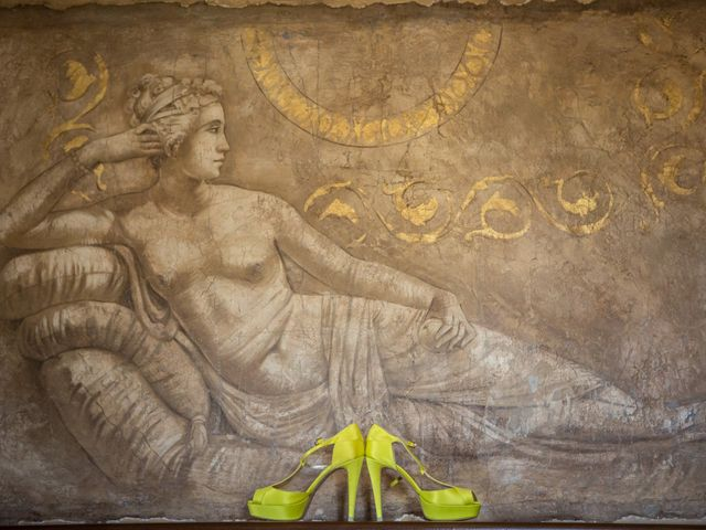 Il matrimonio di Valerio e Lidia a Roma, Roma 5