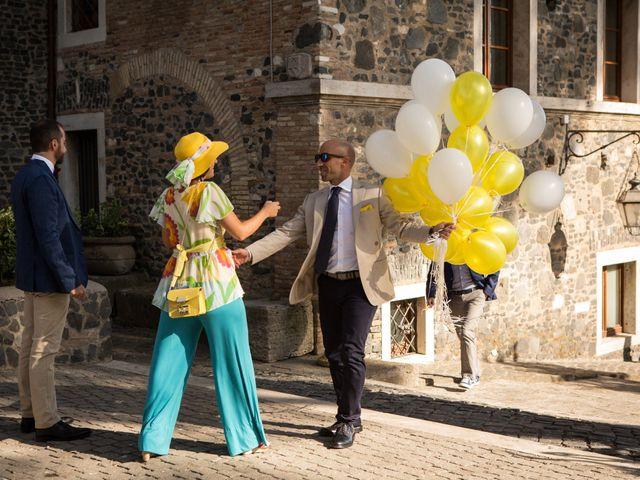 Il matrimonio di Valerio e Lidia a Roma, Roma 42