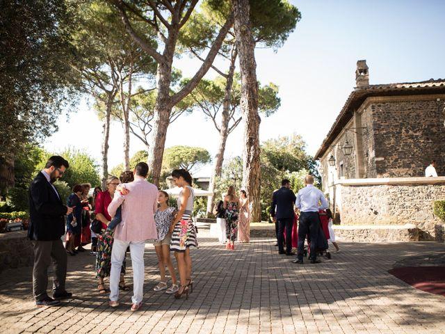 Il matrimonio di Valerio e Lidia a Roma, Roma 43