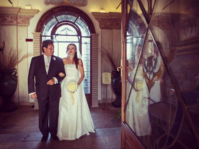Il matrimonio di Valerio e Lidia a Roma, Roma 47