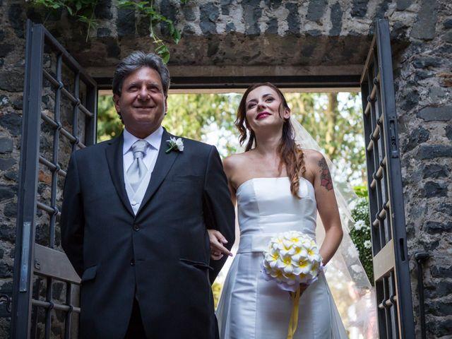 Il matrimonio di Valerio e Lidia a Roma, Roma 50