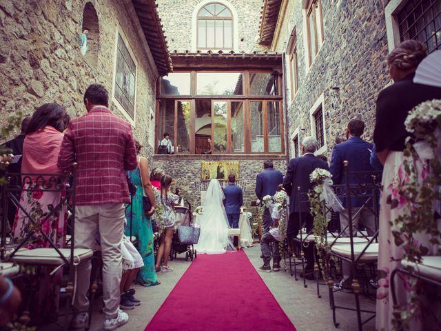 Il matrimonio di Valerio e Lidia a Roma, Roma 53