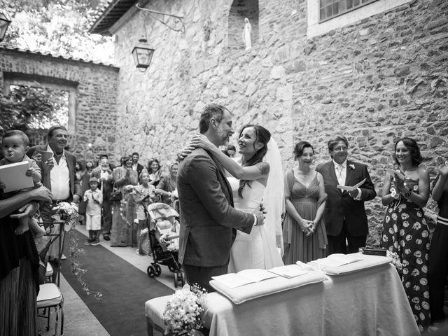 Il matrimonio di Valerio e Lidia a Roma, Roma 65