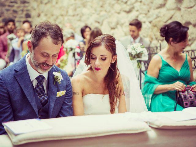 Il matrimonio di Valerio e Lidia a Roma, Roma 66