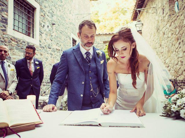 Il matrimonio di Valerio e Lidia a Roma, Roma 67