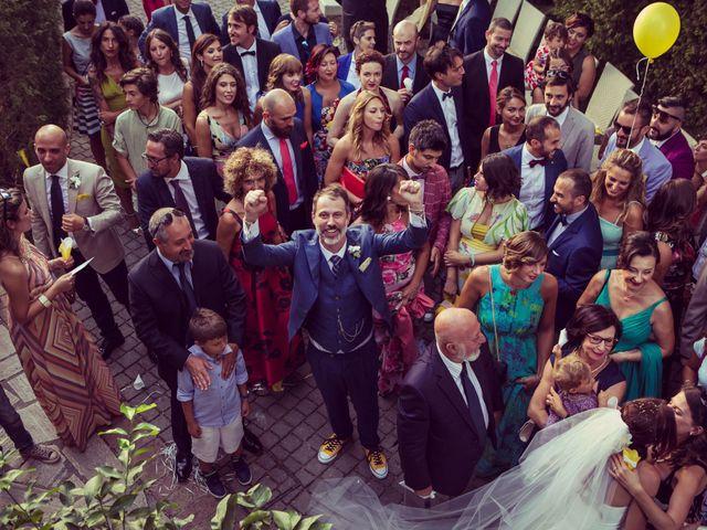 Il matrimonio di Valerio e Lidia a Roma, Roma 72