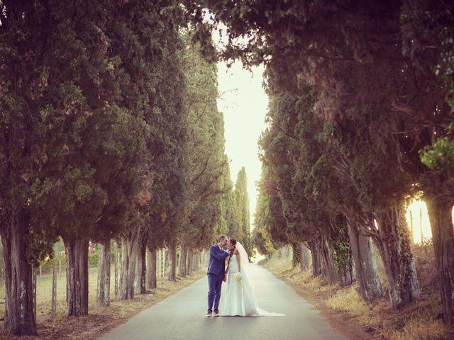 Il matrimonio di Valerio e Lidia a Roma, Roma 79