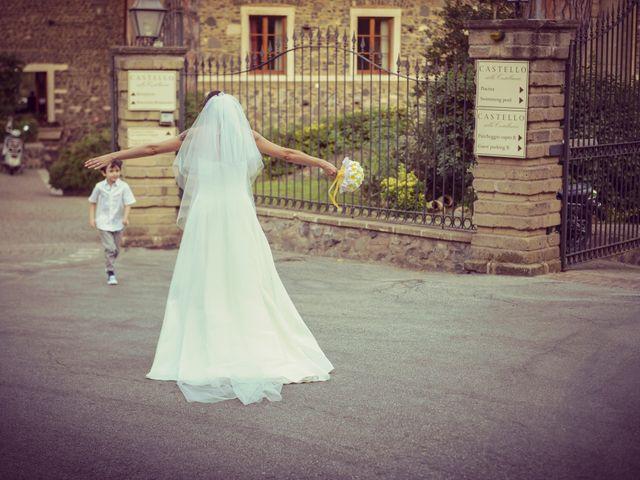 Il matrimonio di Valerio e Lidia a Roma, Roma 80