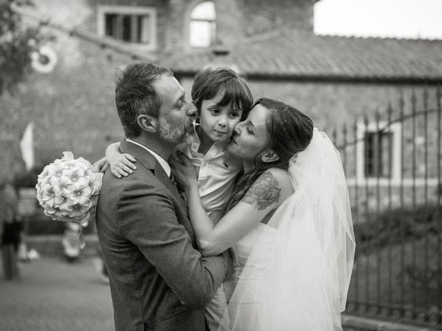 Il matrimonio di Valerio e Lidia a Roma, Roma 83