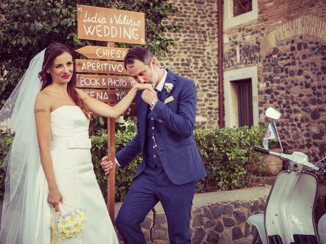 Il matrimonio di Valerio e Lidia a Roma, Roma 84