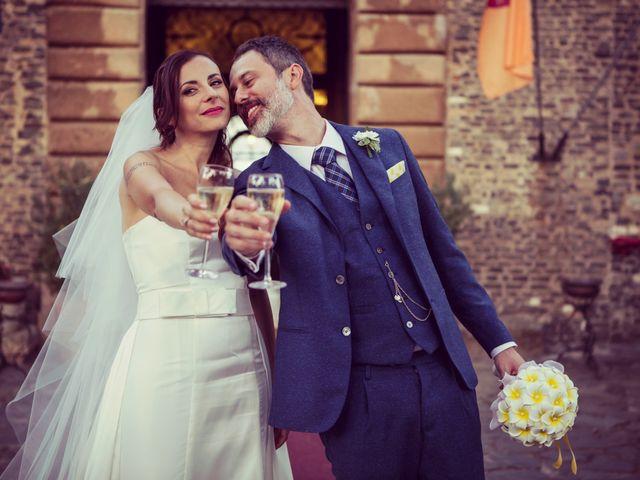 Il matrimonio di Valerio e Lidia a Roma, Roma 89