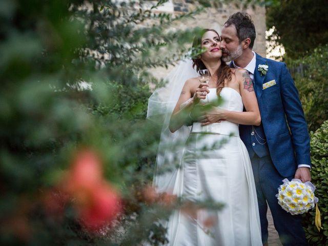 Il matrimonio di Valerio e Lidia a Roma, Roma 97