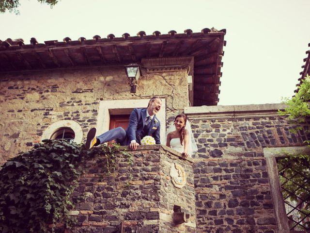 Il matrimonio di Valerio e Lidia a Roma, Roma 99