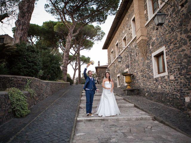 Il matrimonio di Valerio e Lidia a Roma, Roma 101