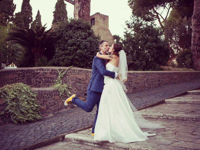 Il matrimonio di Valerio e Lidia a Roma, Roma 102