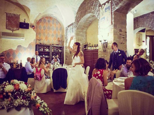Il matrimonio di Valerio e Lidia a Roma, Roma 108