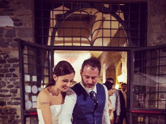 Il matrimonio di Valerio e Lidia a Roma, Roma 111