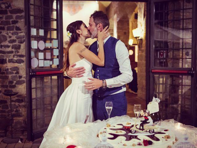Il matrimonio di Valerio e Lidia a Roma, Roma 113
