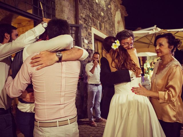 Il matrimonio di Valerio e Lidia a Roma, Roma 114