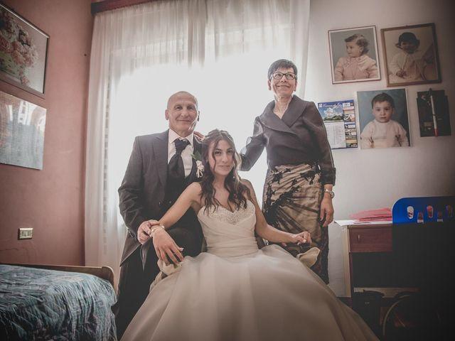 Il matrimonio di Marco e Gemma a Lumezzane, Brescia 31