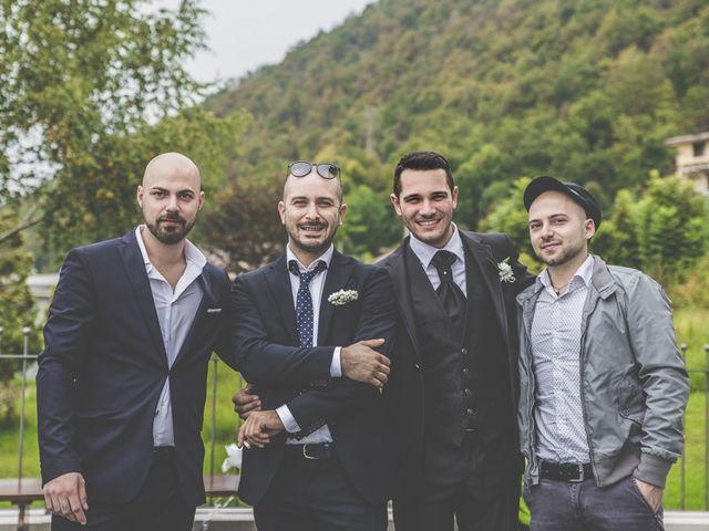 Il matrimonio di Marco e Gemma a Lumezzane, Brescia 39