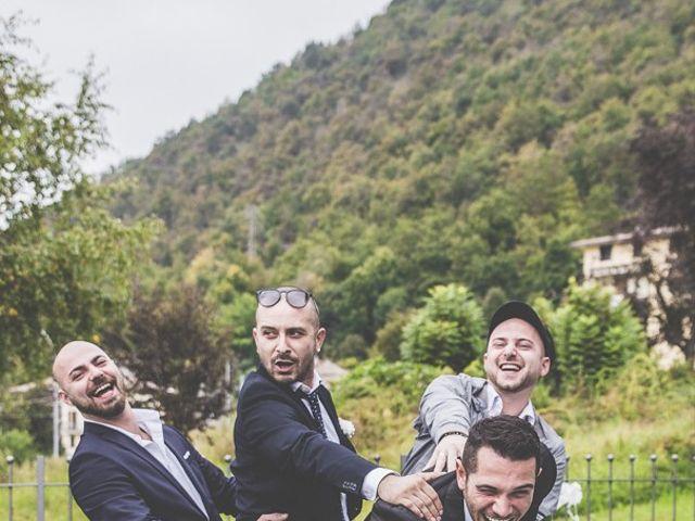 Il matrimonio di Marco e Gemma a Lumezzane, Brescia 40