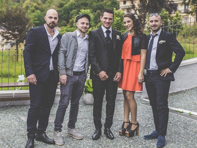 Il matrimonio di Marco e Gemma a Lumezzane, Brescia 41