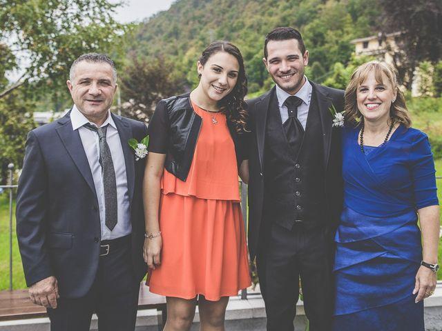 Il matrimonio di Marco e Gemma a Lumezzane, Brescia 45