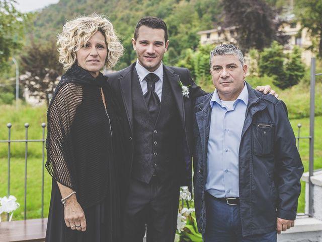 Il matrimonio di Marco e Gemma a Lumezzane, Brescia 49