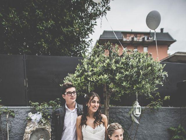 Il matrimonio di Marco e Gemma a Lumezzane, Brescia 50