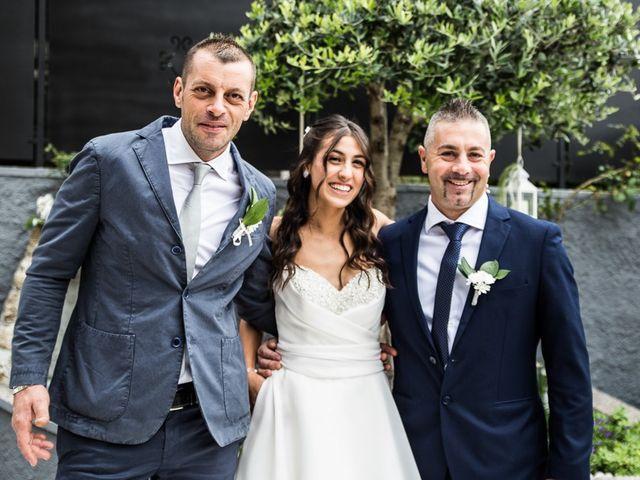 Il matrimonio di Marco e Gemma a Lumezzane, Brescia 52