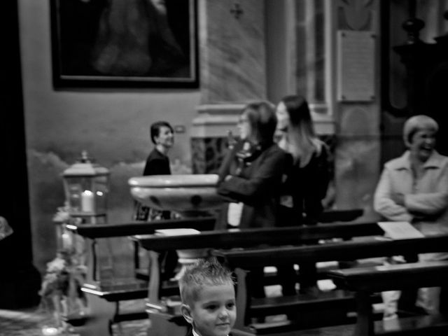 Il matrimonio di Marco e Gemma a Lumezzane, Brescia 72