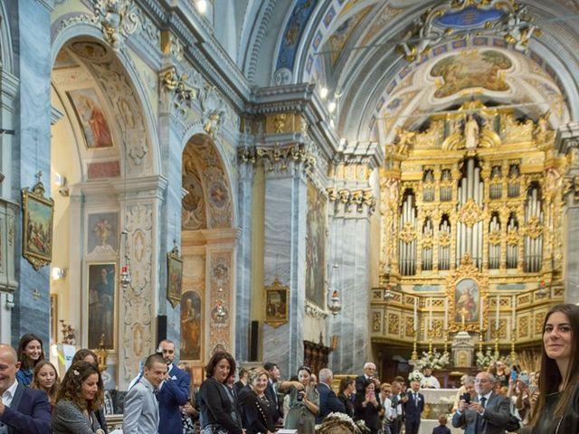 Il matrimonio di Marco e Gemma a Lumezzane, Brescia 75