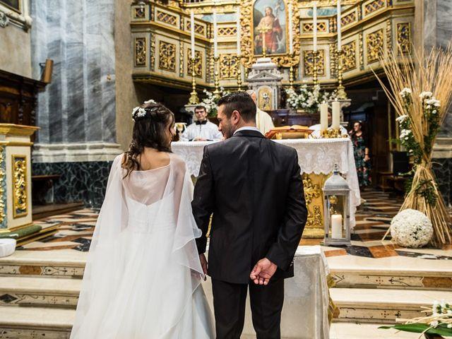 Il matrimonio di Marco e Gemma a Lumezzane, Brescia 80
